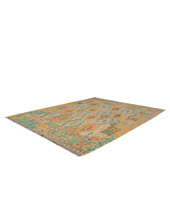 IRAN QASHKAI ANTIQUE 1,95 x 1,56  5355 Κιλίμια