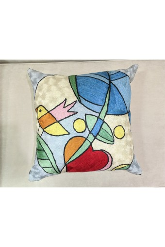 PILLOW Embroidered  71003 [0,45X0,45]