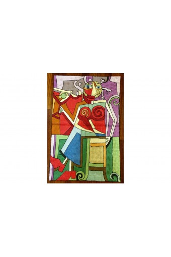 PICASSO TAPESTRY  7313 [0,90X0,60]