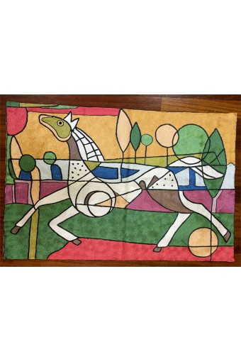 PICASSO TAPESTRY  7314 [0,90X0,60]